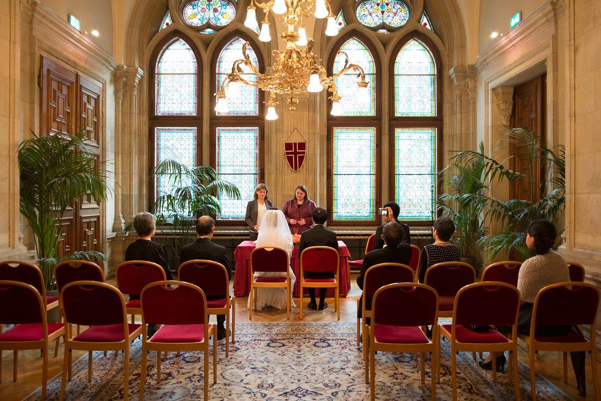 ウィーン市役所